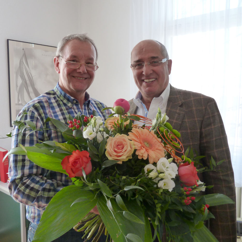 28 Jahre beispielhafte Zusammenarbeit