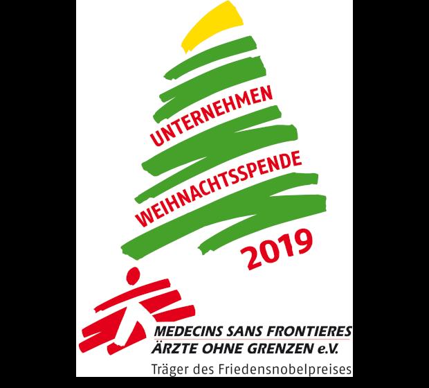 ÄRZTE OHNE GRENZEN – Unternehmens Spendenaktion