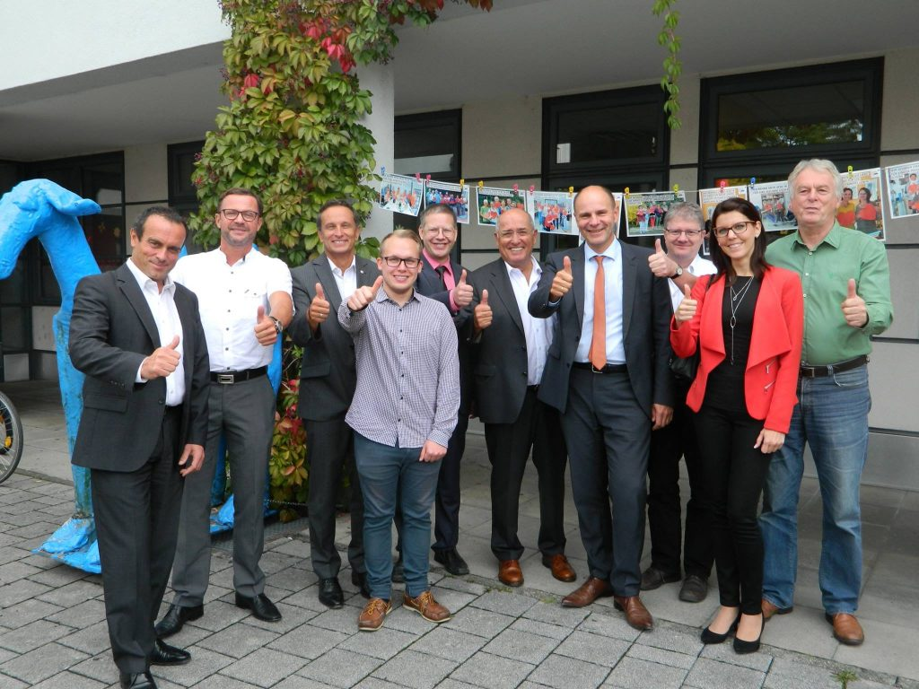 PVS- MEFA Reiss - Nikolaus Lauf in Singen